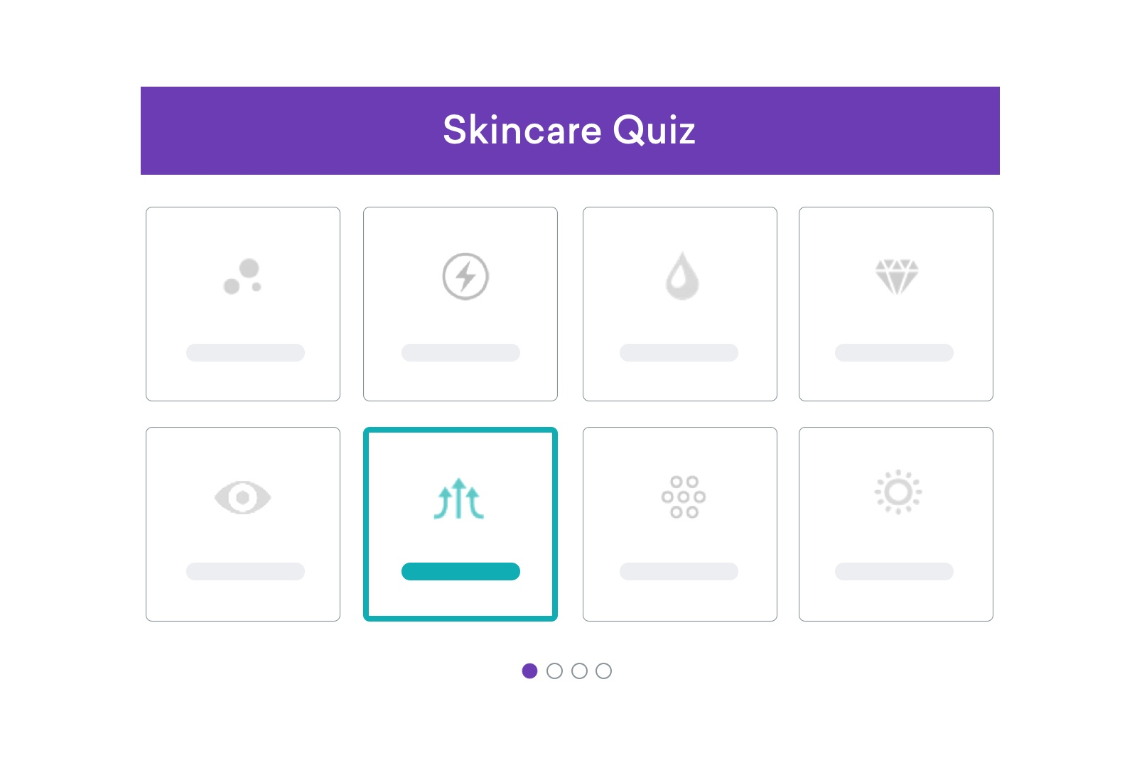 Beauty Skin Quiz - Beauty personalization