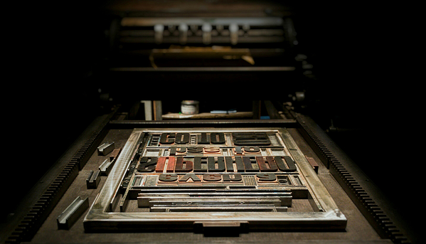 Movable type page setting was quicker and more durable than woodblock printing. It also led to the arrival of different fonts, and innovations and formalized formatting.