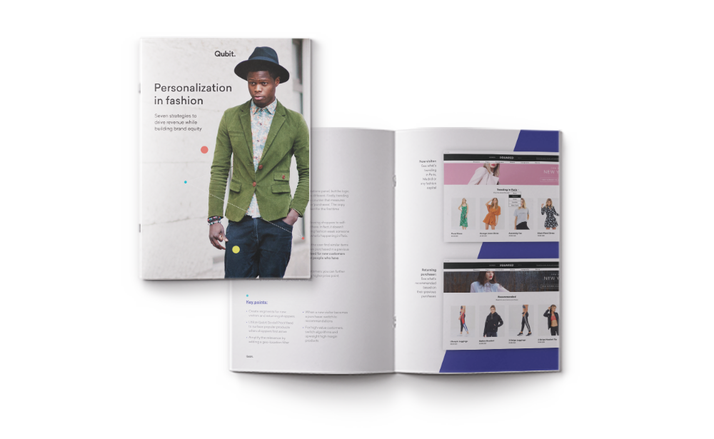 Personalization in fashion preview