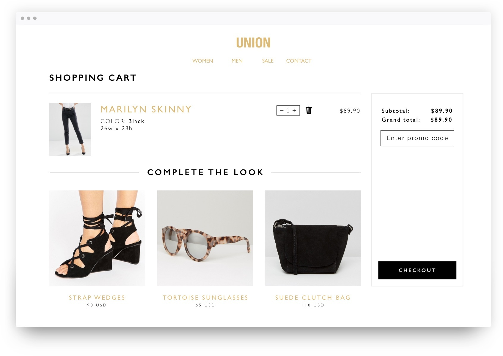 Recommendations - Fashion personalization strategy